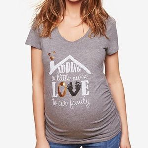 NWT Motherhood Maternity T-Shirt
